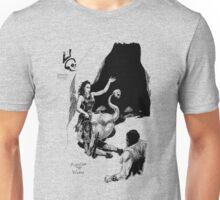 The Monster Meets The Wurm Unisex T-Shirt