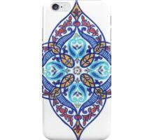 Coloring: Arab motive iPhone Case/Skin