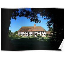 Church House, Otham Poster