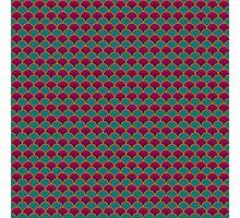 Multicolor Pattern Photographic Print
