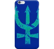 Sailor Neptune grunge symbol iPhone Case/Skin
