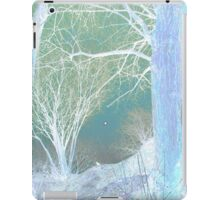 Moon song in a bright key iPad Case/Skin