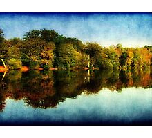 Reflections of Autumn ©  Photographic Print