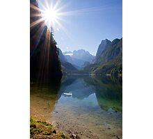 Alpine Beauty Photographic Print