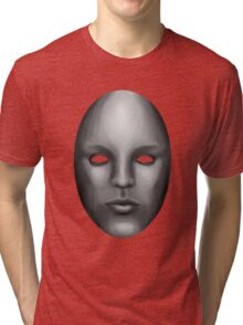 Android Visage Tri-blend T-Shirt