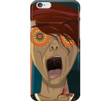 The Million Head Collide (DECK#1) iPhone Case/Skin