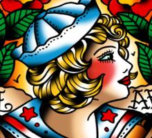 Sail Away-True Tradition Sticker