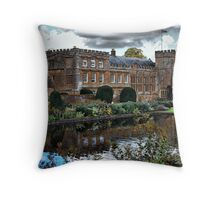 Forde Abbey & Gardens Throw Pillow