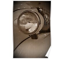 Vintage Light Poster