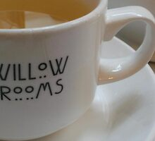 The Willow Tea Rooms, Glasgow by MagsWilliamson