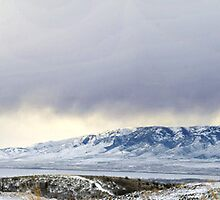 Utah Lake Panorama by Ryan Houston