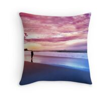 You Step A Little Closer Each Day Throw Pillow