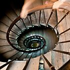 downward spiral by Paulo Rodrigues
