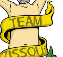 Team Zissou Sticker
