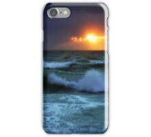 light after the storm  iPhone Case/Skin