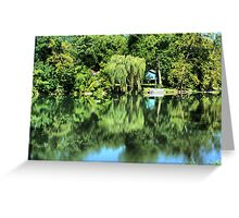 Willow on The River Greeting Card
