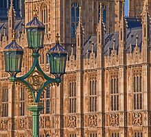 House of Parliament. Detail. by vadim19