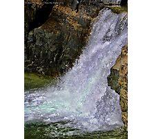 Kootenai Falls Photographic Print