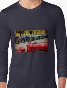 Vintage Aston Martins.  Long Sleeve T-Shirt