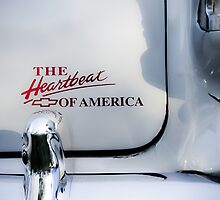 The Heartbeat of America by Jeanne Sheridan