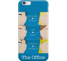 The Office - Love Story iPhone Case/Skin