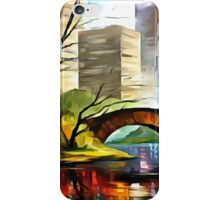 Central Park - New York iPhone Case/Skin