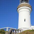A LONG WAY UP ~ Cape Byron, Australia by Bree Lucas