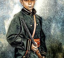 Trooper Kyle Vega by Samuel Vega
