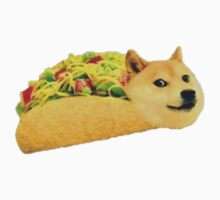 Taco Doge Kids Clothes