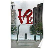 Love Park Poster
