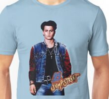 21 Jump Street Johnny Depp Unisex T-Shirt