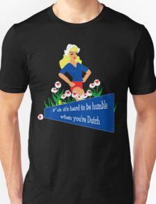 Blunt Blonde Dutch Tee T-Shirt