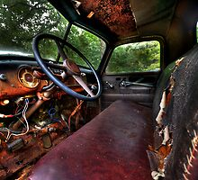 Rust in Peace by Jane Brack