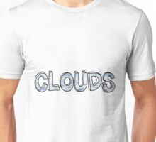 Clouds - One Direction  Unisex T-Shirt