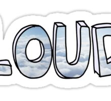 Clouds - One Direction  Sticker