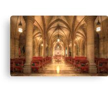 Bethlehem Chapel Washington National Cathedral Canvas Print