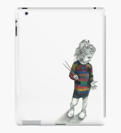 Yarn. iPad Case/Skin