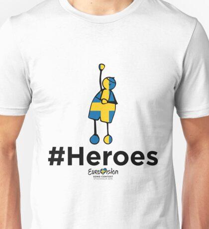 #Heroes Stockholm 2016 Unisex T-Shirt
