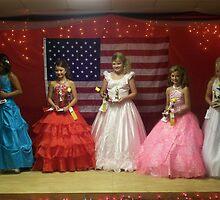 Pike Co Beauty Pageant 10-12yro winners by Dan McKenzie