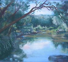 Blicks River, Dundurrabin by dido92
