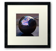 Winter Ball Framed Print