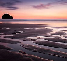 Trebarwith Strand, Cornwall by Alex Stevenson
