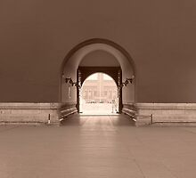 Peacefulness-Tiananmen Square/Forbidden City by Matthew Cheung