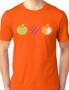 APPLE TRIO 2 Unisex T-Shirt