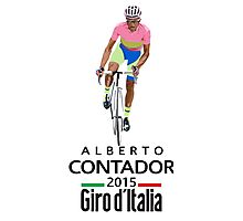 Giro 2015 Photographic Print