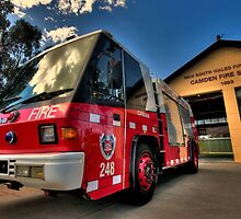 Pumper 248 by Dean Symons