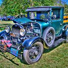 Ford Model-A Truck by ECH52