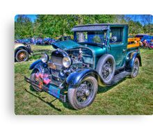 Ford Model-A Truck Canvas Print