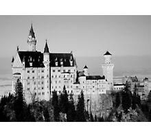 Schloss Neuschwanstein Photographic Print