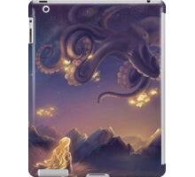 Octopus's garden iPad Case/Skin